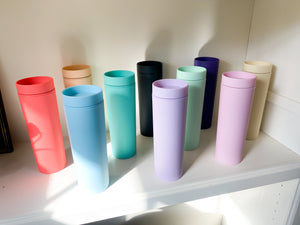 Soft Touch Tumblers