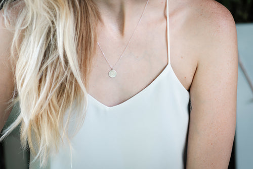 The Worthy + Badass Necklace