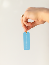 Load image into Gallery viewer, Acrylic Custom Text Keychain
