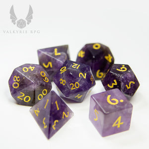 Forge - Engraved Amethyst