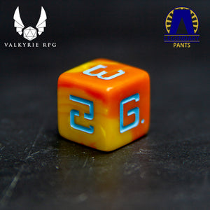 Legendary Pants - Beat Dragon - Valkyrie RPG (4181990277229)