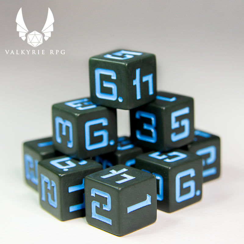D6 Set - Mary Kenneth Keller