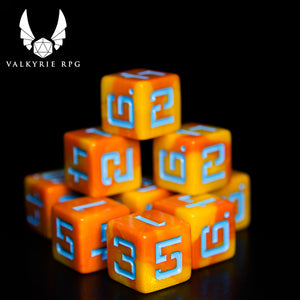 D6 Set - Beat Dragon