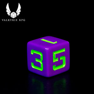D6 Set - Pronking Purple