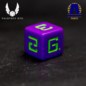 Legendary Pants - Pronking Purple - Valkyrie RPG (1662438965357)