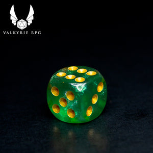 Dragons Hoard: Green