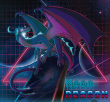 Load image into Gallery viewer, Legendary Pants - Neon Dragon - Valkyrie RPG (1662438899821)
