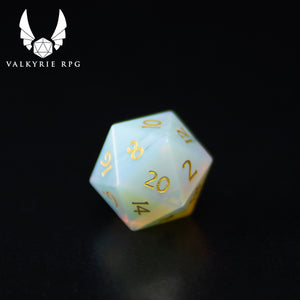Forge - Engraved Opalite