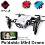 S9 S9W S9HW Foldable RC Mini Drone Pocket