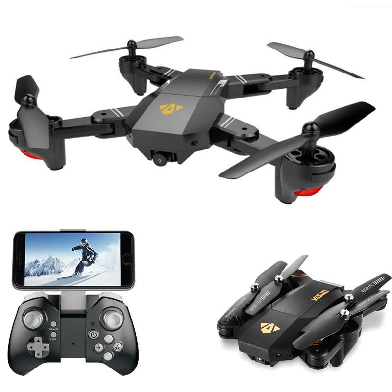 Foldable Drone with Camera HD 2MP Wide Angle WIFI FPV