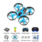 Mini Quadcopter 2.4G 4CH 6-Axis Speed 3D Flip Headless Mode