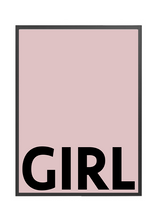 Load image into Gallery viewer, Girl Print
