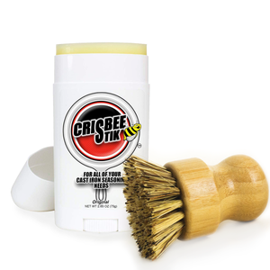 Crisbee Stik® & Brush