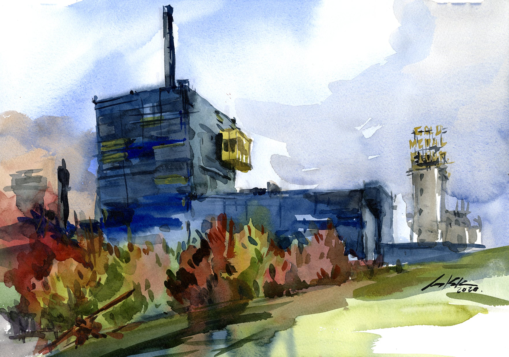 2020 Minneapolis - Guthrie Theater