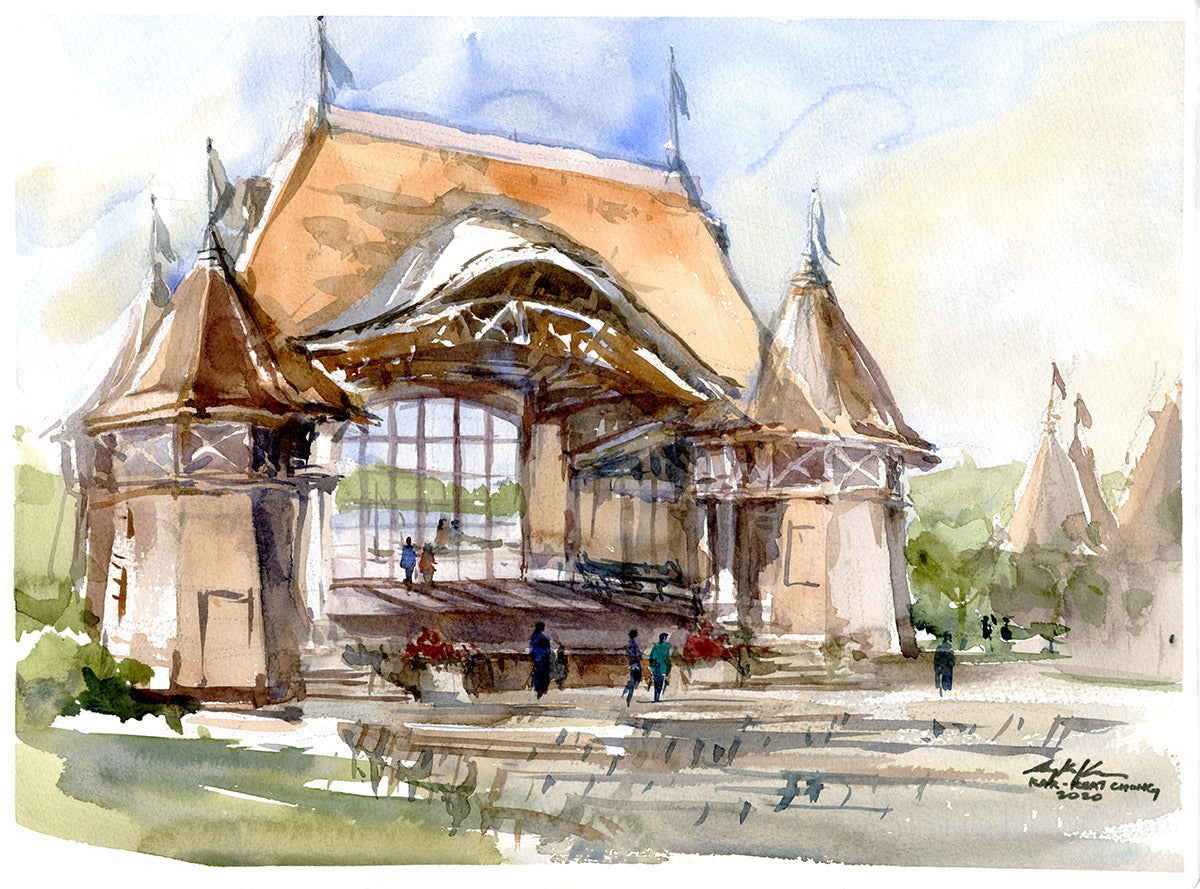 2020 Minneapolis - Lake Harriet Bandshell