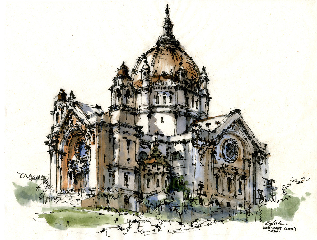 2020 Saint Paul - Saint Paul Cathedral