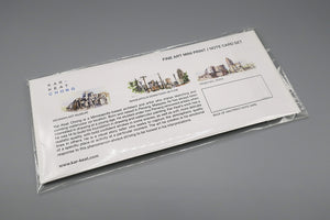 Three-Note Card Set No.2