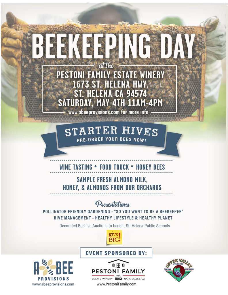 Why Are We Hosting a Beekeeping Day?