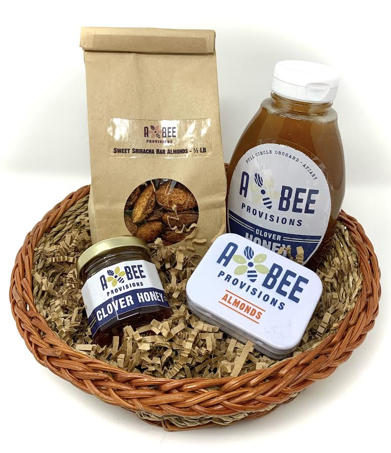 A & Bee Gift Basket