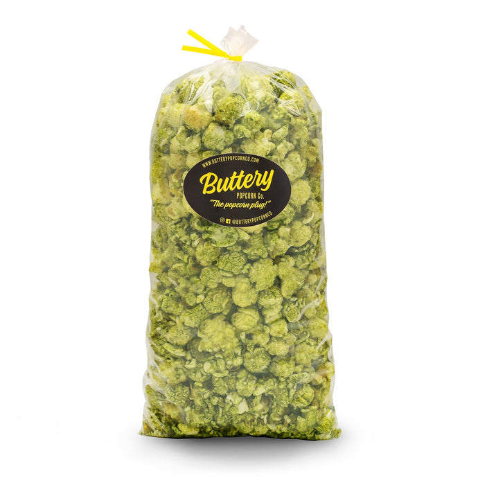 Matcha Milk Popcorn 5oz Gift Bag