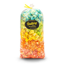 Load image into Gallery viewer, Rainbow Popcorn 5oz Gift Bag