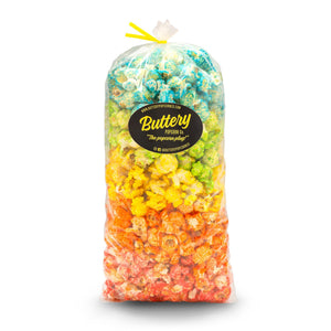 Rainbow Popcorn 5oz Gift Bag