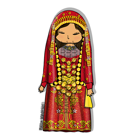 Girl - Tunisian Houli