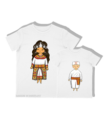 T-Shirt - Kabyle outfit