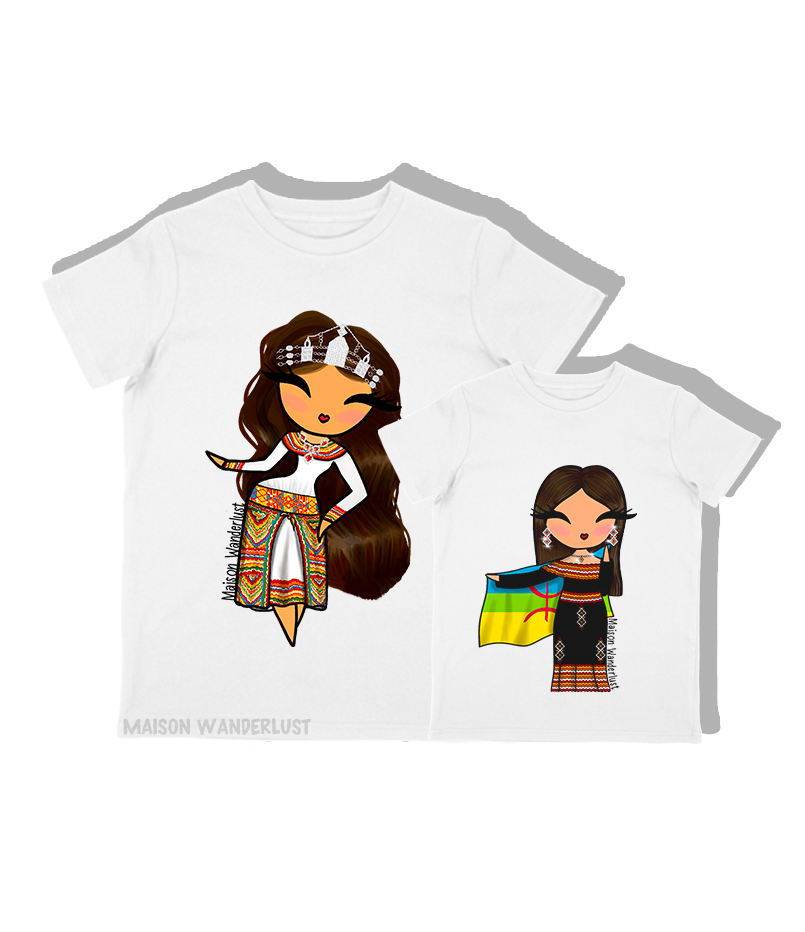 T-Shirt - Nora or Baya