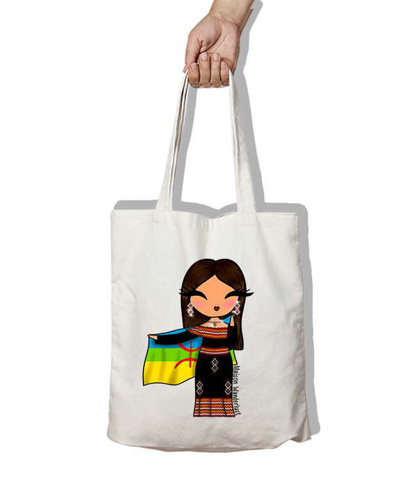 Tote bag - Nora or Baya