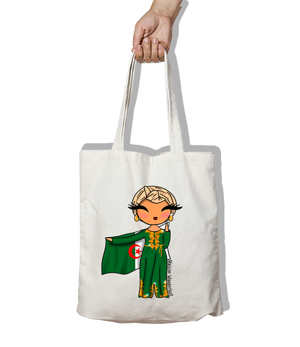 Tote bag - Feriel or Meriem