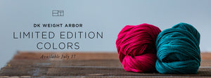 DK weight Arbor: Limited Edition Colors