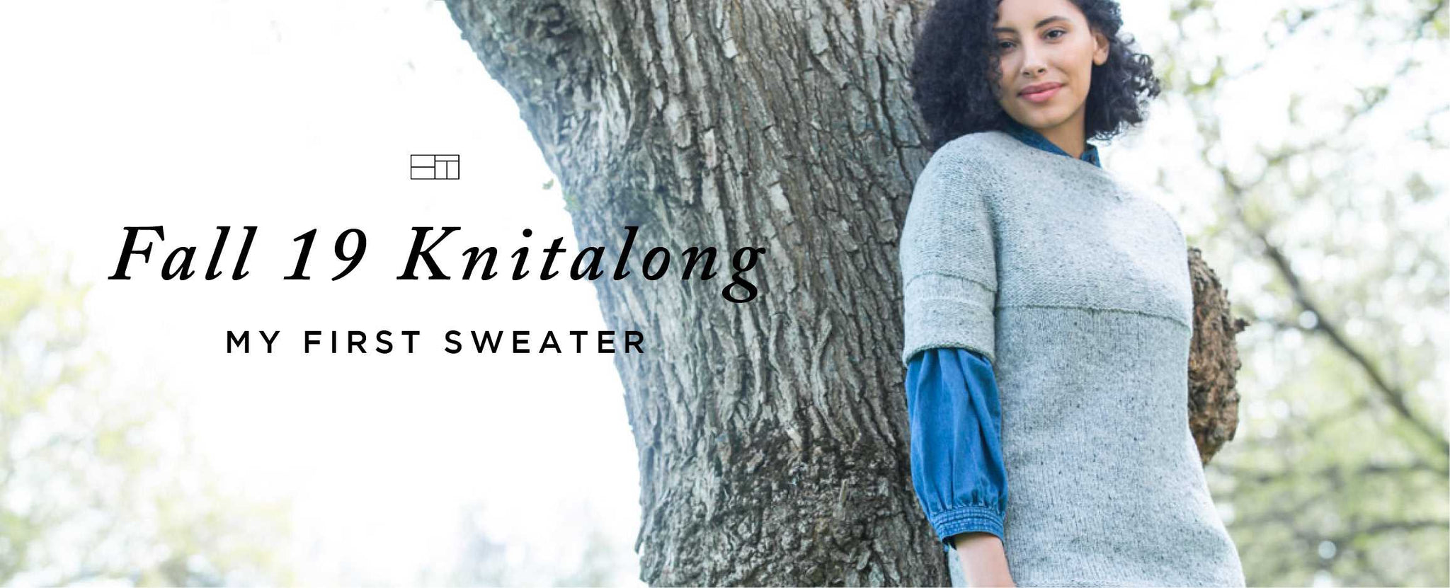Fall 19 Knitalong: My First Sweater