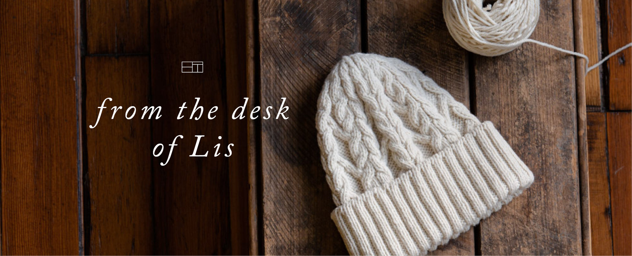 Lis Knits: the Link hat in Ranch 02: Forbes