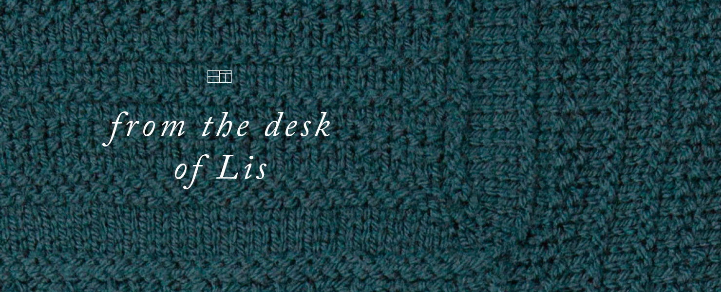 Lis Knits: the Weidlinger pullover