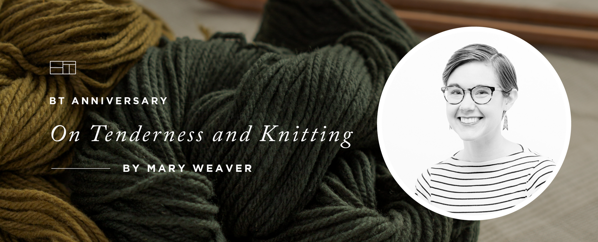 On Tenderness and Knitting