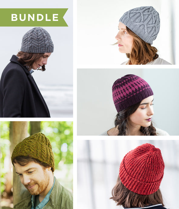 Pattern Bundle | Knitting Patterns by Jared Flood | Brooklyn Tweed