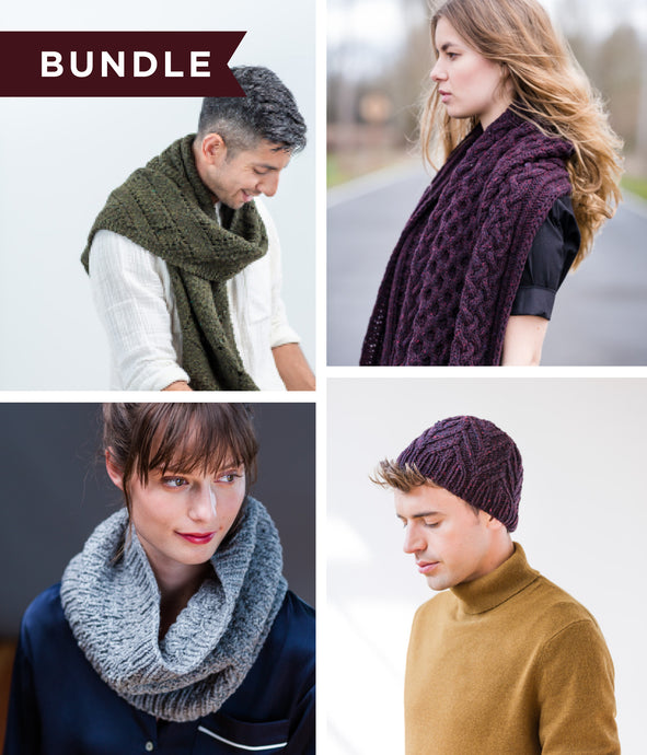 10th Anniversary Quarry Pattern Bundle | Brooklyn Tweed