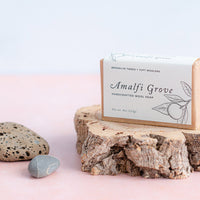 Amalfi Grove Wool Soap by Tuft Woolens | Brooklyn Tweed Exclusive