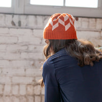 Andraos Hat | Knitting Pattern by Christelle Nihoul | Brooklyn Tweed