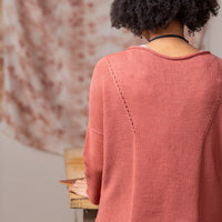 Aquatint Pullover | Knitting Pattern by Emily Greene | Brooklyn Tweed