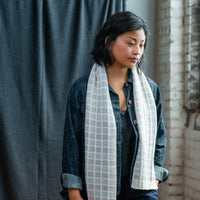 Bybee Scarf | Designed by Gudrun Johnston | Brooklyn Tweed