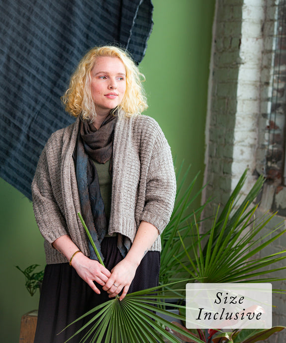 Calderon Cardigan | Knitting Pattern by Jared Flood | Brooklyn Tweed