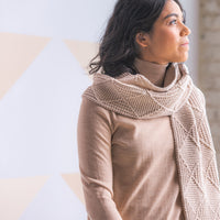 Cassatt Wrap | Knitting Pattern by Stefanie Sichler | Brooklyn Tweed