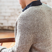Cobblestone Cardigan | Knitting Pattern by Jared Flood | Brooklyn Tweed