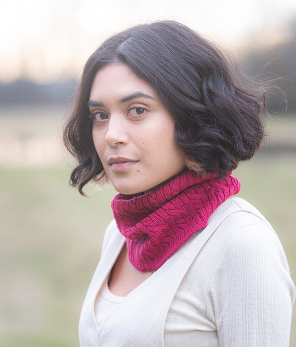 Dalleray Cowl | Knitting Pattern by Lis Smith | Brooklyn Tweed
