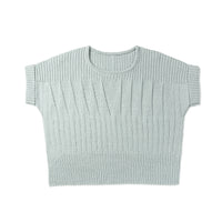Woodblock Tee | Knitting Pattern by Emily Greene | Brooklyn Tweed