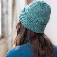 First Cables Hat | Knitting Pattern by Jared Flood | BT by Brooklyn Tweed