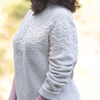 Forbes Pullover | Designed by Jared Flood | Brooklyn Tweed