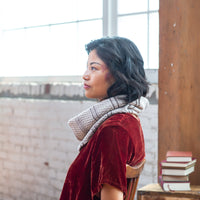 Gammans Cowl | Designed by Norah Gaughan | Brooklyn Tweed